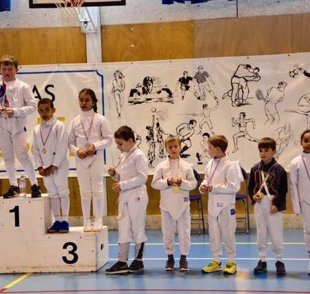 Trophée Tonia 2019 (Interclubs)